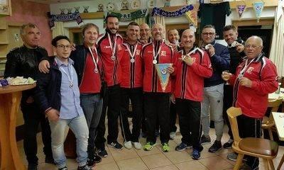 L'Asc Selinunte in Trentino per il Torneo dell'amicizia delle Dolomiti