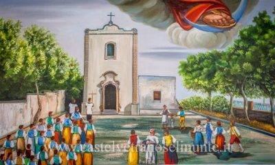 [Storia] La chiesa di Nostra Signora della Tagliata e la fiera