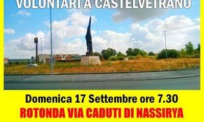 Continua l'opera di Volontariato a Castelvetrano