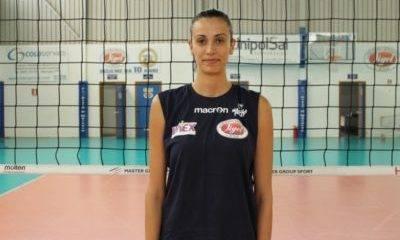 Volley. Camilla Macedo va a rinforzare le fila di Castelvetrano