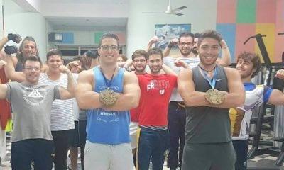 Alzate record per Felice e Paolo Maniscalco, campioni italiani