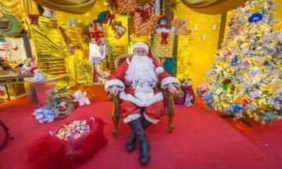 Torna la Casa di Babbo Natale a Castelvetrano