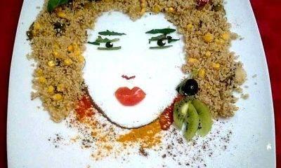 Una ricetta per un tabulè di verdure che lega arte e gusto