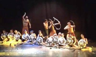 In Guerra e in Pace. Il mondo della danza al Selinus