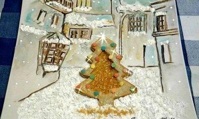 Arte in cucina. RiBiscotti di Natale