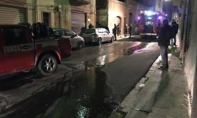 Auto in fiamme e tamponamento in via Seggio. Mistero sui due episodi