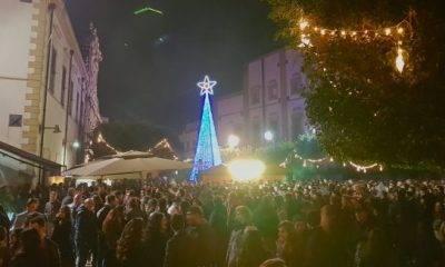 Successo per il Capodanno in piazza a Castelvetrano