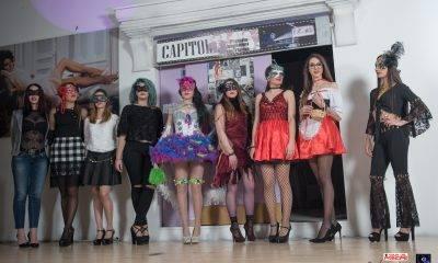 """Grande partecipazione al """"Capitol"""" di Castelvetrano per il concorso di bellezza """"Miss Mascherina 2018"""" 2"""