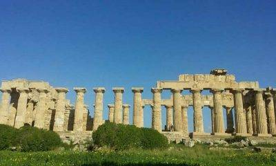 Selinunte sito UNESCO: La candidatura a Patrimonio dell'Umanità 1