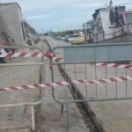 Cede banchina del porticciolo di Marinella di Selinunte 2