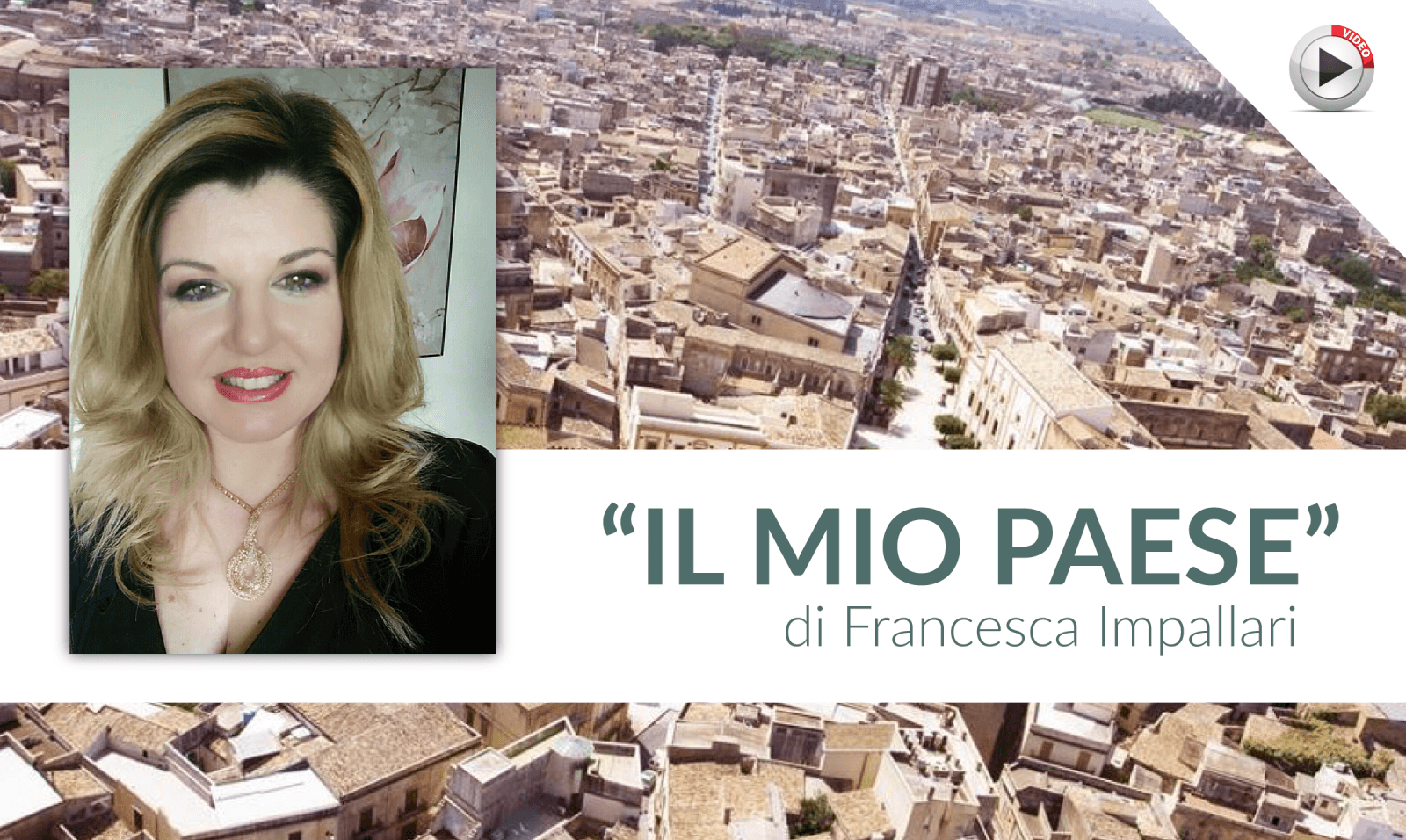 """""""Il mio paese"""": la poesia di Francesca Impallari che ha conquistato il cuore dei castelvetranesi 3"""
