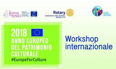 Il Rotary di Castelvetrano celebra l'anno europeo del patrimonio culturale