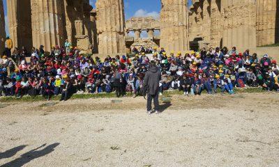 Capuana Pardo: Lezione interattiva al Parco Archeologico di Selinunte