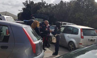 Castelvetrano, tempi duri per chi parcheggia l'auto negli stalli dei disabili