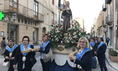 Castelvetrano, fede e folcrore, pietà popolare e devozione antica per la Santa dei casi Impossibili