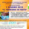 Castelvetrano: il 1 Giugno, il Ferrigno in festa