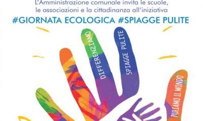 """Giornata Ecologica a Tre Fontane"" venerdì 1° giugno"