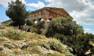 Gruppo Archeologico di Selinunte in visita a Segesta