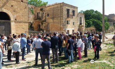 Il Gruppo Archeologico Selinunte presente oggi alla manifestazione «Viaggio tra i ruderi». Trekking nei siti di Poggioreale, Salaparuta, Gibellina e Santa Ninfa 13