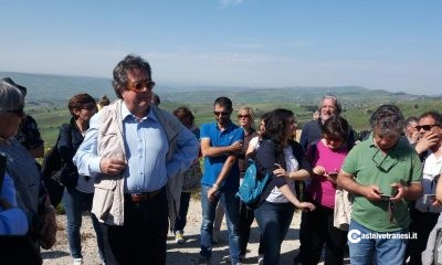 Il Gruppo Archeologico Selinunte presente oggi alla manifestazione «Viaggio tra i ruderi». Trekking nei siti di Poggioreale, Salaparuta, Gibellina e Santa Ninfa 15