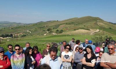 Il Gruppo Archeologico Selinunte presente oggi alla manifestazione «Viaggio tra i ruderi». Trekking nei siti di Poggioreale, Salaparuta, Gibellina e Santa Ninfa 16