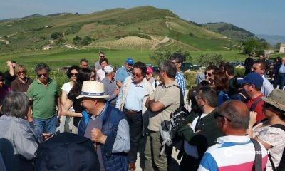 Il Gruppo Archeologico Selinunte presente oggi alla manifestazione «Viaggio tra i ruderi». Trekking nei siti di Poggioreale, Salaparuta, Gibellina e Santa Ninfa 17