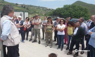 Il Gruppo Archeologico Selinunte presente oggi alla manifestazione «Viaggio tra i ruderi». Trekking nei siti di Poggioreale, Salaparuta, Gibellina e Santa Ninfa 20