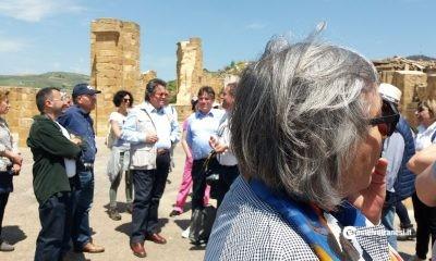 Il Gruppo Archeologico Selinunte presente oggi alla manifestazione «Viaggio tra i ruderi». Trekking nei siti di Poggioreale, Salaparuta, Gibellina e Santa Ninfa 2