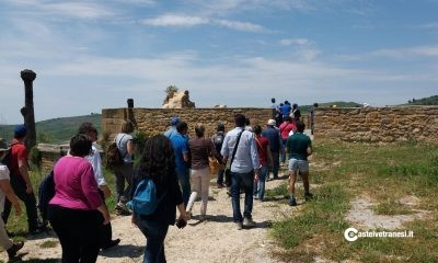 Il Gruppo Archeologico Selinunte presente oggi alla manifestazione «Viaggio tra i ruderi». Trekking nei siti di Poggioreale, Salaparuta, Gibellina e Santa Ninfa 3
