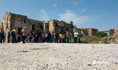 Il Gruppo Archeologico Selinunte presente oggi alla manifestazione «Viaggio tra i ruderi». Trekking nei siti di Poggioreale, Salaparuta, Gibellina e Santa Ninfa 5