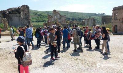 Il Gruppo Archeologico Selinunte presente oggi alla manifestazione «Viaggio tra i ruderi». Trekking nei siti di Poggioreale, Salaparuta, Gibellina e Santa Ninfa 6