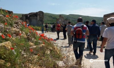 """Il Gruppo Archeologico Selinunte presente oggi all'iniziativa """"Viaggio tra i ruderi"""" 31"""