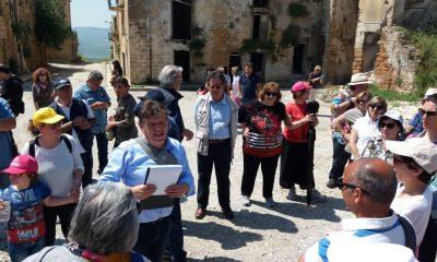 """Il Gruppo Archeologico Selinunte presente oggi all'iniziativa """"Viaggio tra i ruderi"""" 33"""