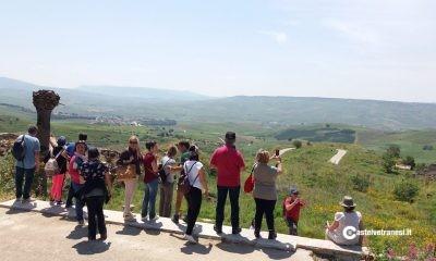 """Il Gruppo Archeologico Selinunte presente oggi all'iniziativa """"Viaggio tra i ruderi"""" 37"""