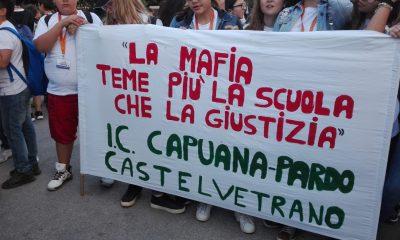 """""""Insieme per non dimenticare"""": gli alunni della Pardo a Palermo per l'anniversario della strage di Capaci"""