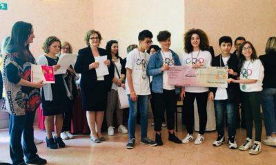 """Olimpiadi della lingua italiana: Premio nazionale per gli alunni del """"Capuana Pardo"""" di Castelvetrano"""