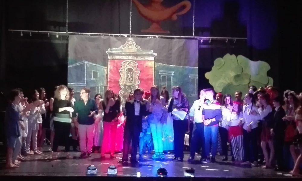 """Ancora un successo per il Laboratorio Teatrale dell'IC """"Lombardo Radice - Pappalardo"""