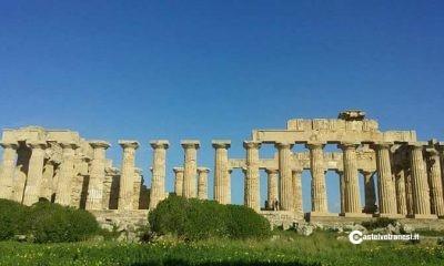 """Domani al Parco Archeologico di Selinunte al via """"Teatri di Pietra 2018"""" 1"""