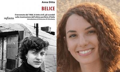 """Domenica 29 luglio, presentazione del libro """"Belice"""" di Anna Ditta 2"""