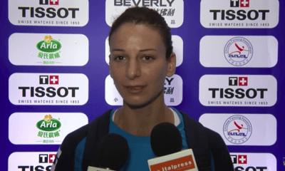 Scherma, Mondiali Wuxi2018: Loreta Gulotta ottiene la qualificazione al main draw