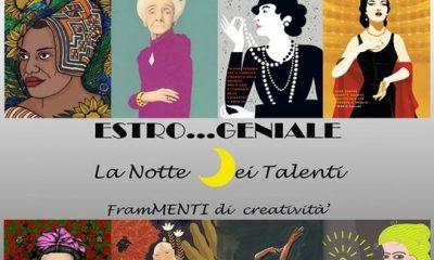 """""""ESTRO GENIALE - La notte dei talenti"""", il 31 agosto, al Baglio Florio delle Cave di Cusa l'evento promosso dalla Fidapa 1"""