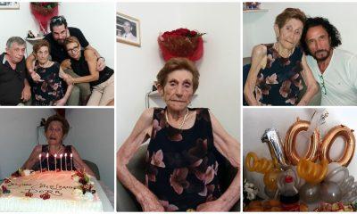 Grande festa a Marinella di Selinunte per i 100 anni di nonna Dora - VIDEO e FOTO 29