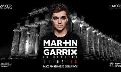 Martin Garrix a Selinunte: biglietti a ruba per il maxi concerto