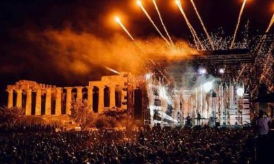 Wonders in Selinunte, in 20 mila per Martin Garrix e Sean Paul