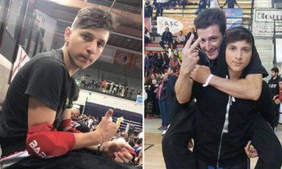 17enne di Castelvetrano ai Mondiali di Kick Boxing