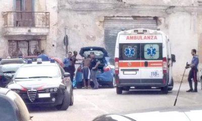 Rissa in strada a Castelvetrano, sul posto Carabinieri e Polizia