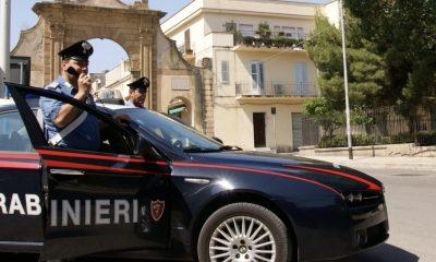 CC Castelvetrano, arrestati due castelvetranesi per evasione dagli arresti domiciliari e furto aggravato in concorso