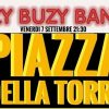 """Ezy Buzy Band"" in concerto venerdì 7 settembre a Tre Fontane"