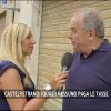 """Castelvetrano su Rete4: """"Non pago le tasse perché c'è crisi, però vorrei pagarle"""""""