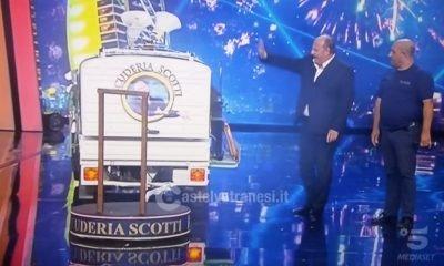 """Tú Sí Que Vales, Il castelvetranese Salvatore Purrazzello conquista la """"Scuderia Scotti"""""""